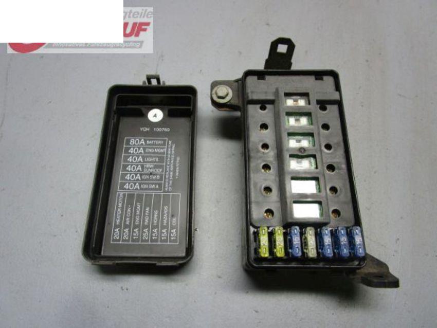 rover 100 fuse box fuse box for rover | autoparts24